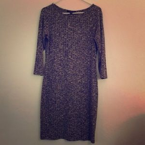 Sharagano knit dress